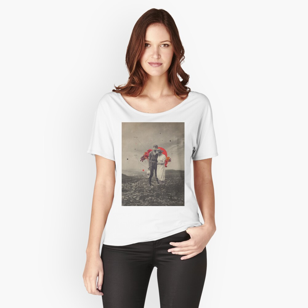 By My Side Relaxed Fit T-Shirt