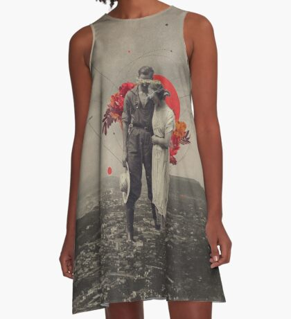 By My Side A-Line Dress