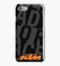 KTM Ready To Race II iPhone Case/Skin
