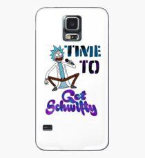 Zeit, Schwifty zu bekommen Hülle & Skin für Samsung Galaxy