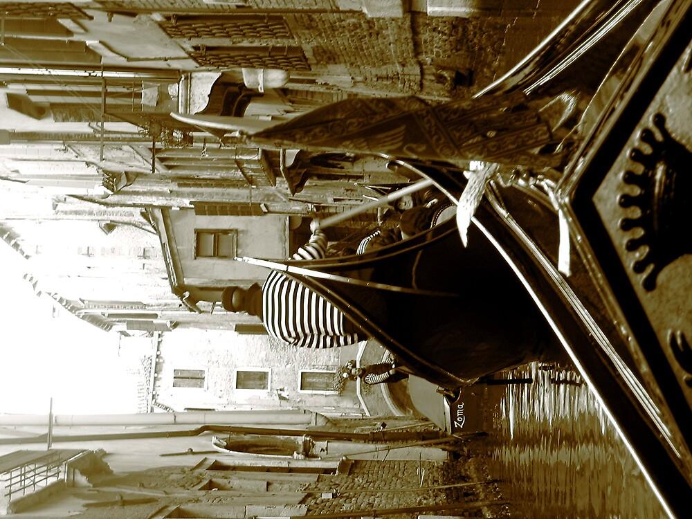 gondola ride by david stevenson