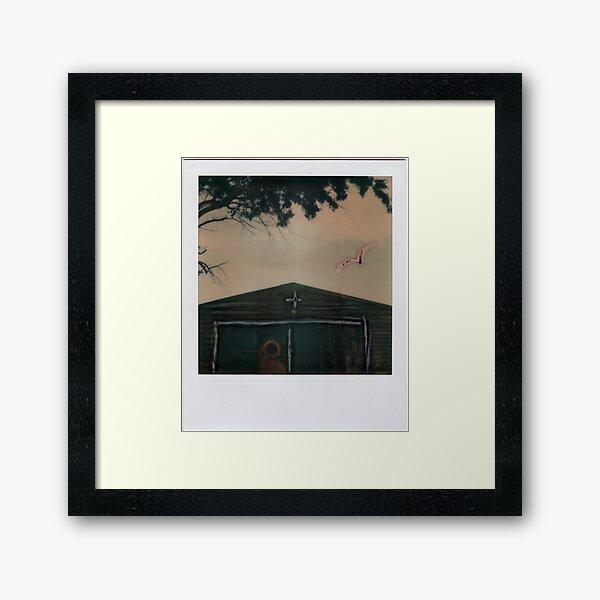 ATZ Tool Shed Framed Art Print