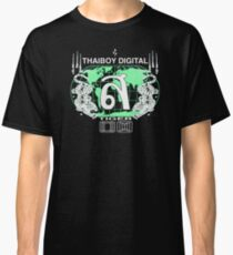 Thaiboy Digital - Tiger Classic T-Shirt