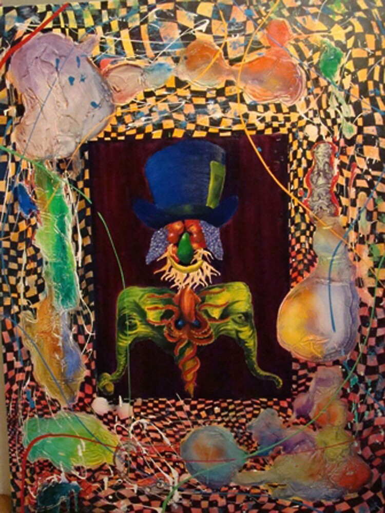 """The Mad Hatter"" by jhaverty"