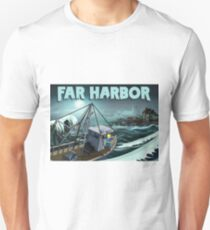 Far Harbor Unisex T-Shirt