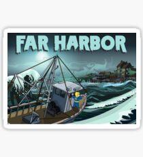 Far Harbor Sticker