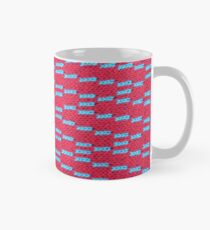 Bright knit pattern Mug