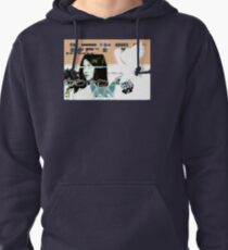 G A M E W A V E 2 Pullover Hoodie