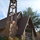 Alpine Community Church ~ Alpine, California by Marie Sharp