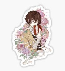 Dazai Sticker
