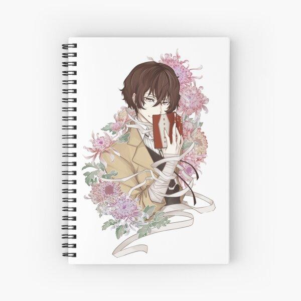 Dazai Spiral Notebook