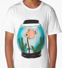 Doot The Floating Fish Long T-Shirt