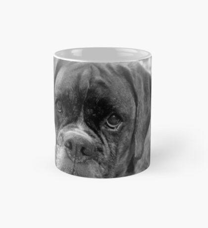 Betrachten meiner neuen Jahre Auflösung ~ Boxer Dogs Series Tasse