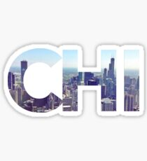 Chi Picture Word Sticker