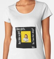 Emily Fitch Women's Premium T-Shirt