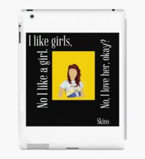 Emily Fitch iPad Case/Skin