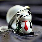 A Panda For Tea by Evita