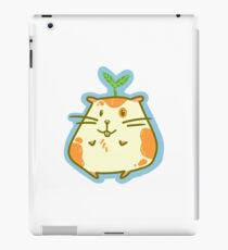 Hamster sprout  iPad Case/Skin