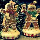 Ein Lebkuchen-Weihnachten von Evita