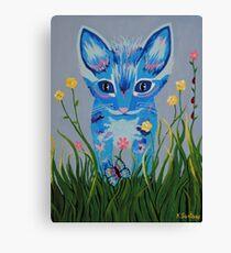 Chibi Canvas Print