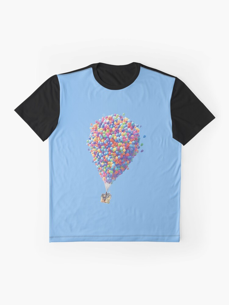 Alternate view of UP Graphic T-Shirt