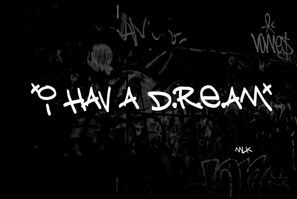 i hav a dream - MLK by SherryAnn