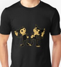 Bendy and the Impmon Unisex T-Shirt