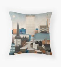 From Digbeth With Love Throw Pillow