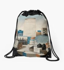 From Digbeth With Love Drawstring Bag