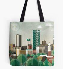 This Green City Tote Bag