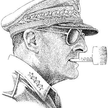 Douglas MacArthur Military by Sportswear