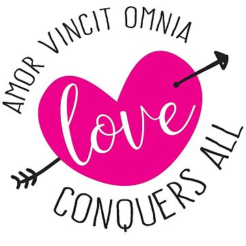 Amor Vincit Omnia - Love Conquers All by SarahHellyer