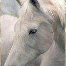 The White Horse by Edith Krueger-Nye