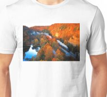 N&W #611 Thru The Nemo Tunnels  -  Nemo, TN Unisex T-Shirt