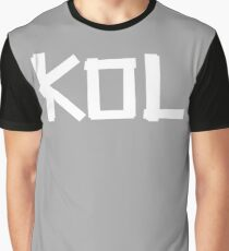 KOL Graphic T-Shirt
