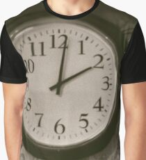 Time Graphic T-Shirt