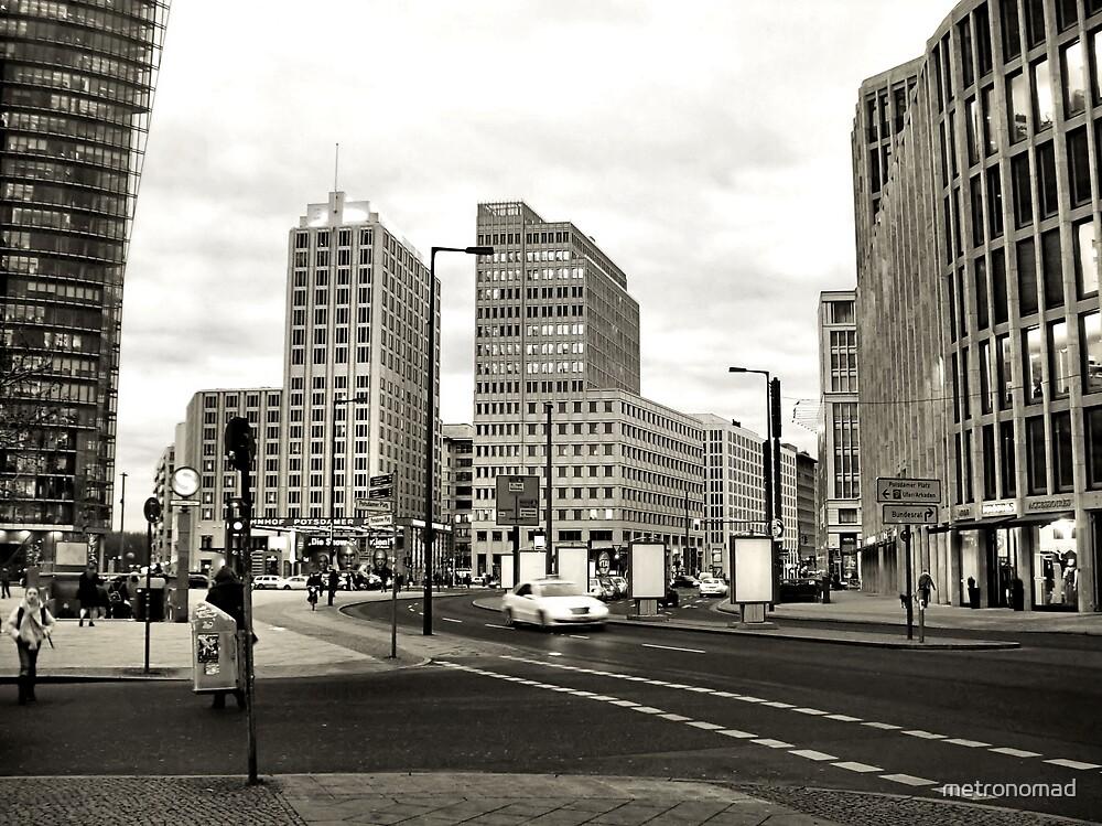 Berlin - Potsdamer Platz by metronomad