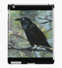 The Clever Crow iPad Case/Skin