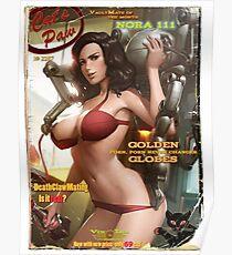 Nuka Cola Magazine Poster
