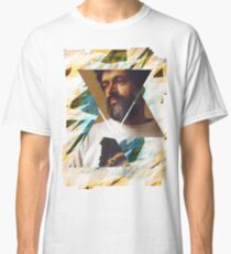 Terence McKenna Prism Psychedelic Graphic Art Classic T-Shirt