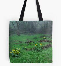 Morning Vista Tote Bag