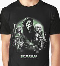 Scream! Graphic T-Shirt