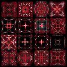 Bandana Patterns by Dana Roper