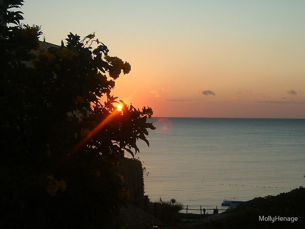 sunrise by MollyHenage