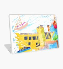 The Pier at St. Pete Laptop Skin