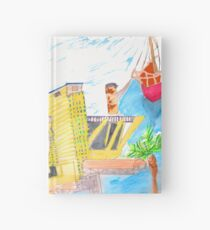 The Pier at St. Pete Hardcover Journal
