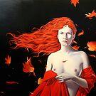 Der Geist des Herbstes von Graeme  Stevenson