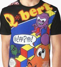Qbert Graphic T-Shirt