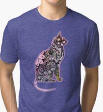 Cat 2 Tri-blend T-Shirt