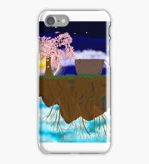 The Floating Island iPhone Case/Skin